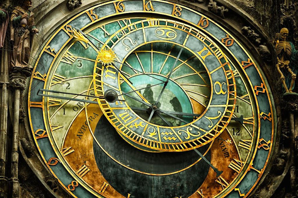 Zeitqualität im Horoskop Astrologe Konrad Bechter